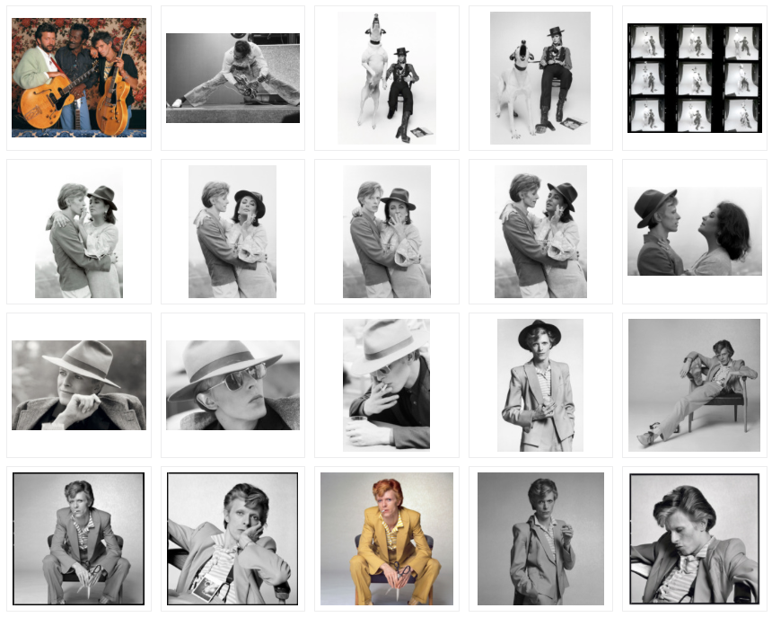 Images by Terry O'Neill