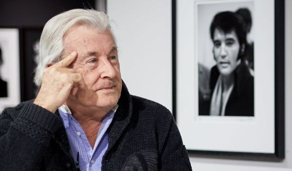 Terry O'Neill passed away